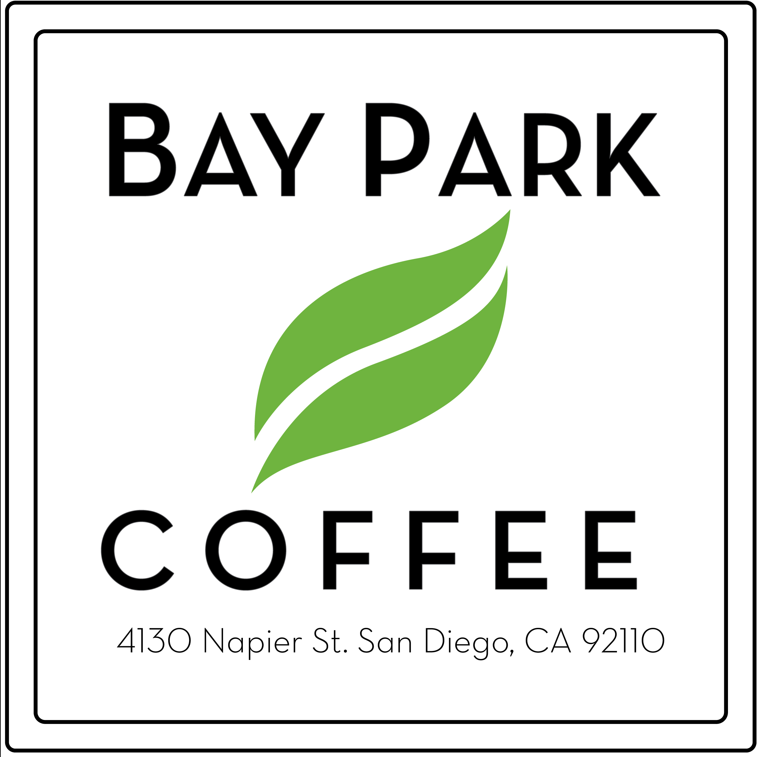 Bay Park Coffee logo